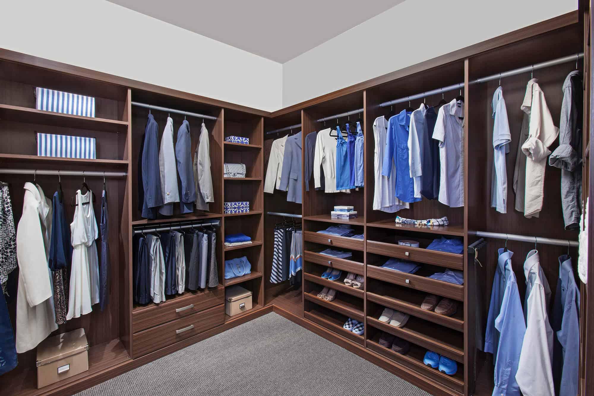 Walk In Closet Gallery
