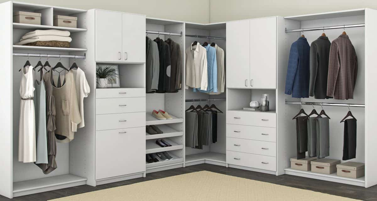 Awesome Design Your Own Closet With Custom Closets Organizer Systems Home Interior And Landscaping Ologienasavecom