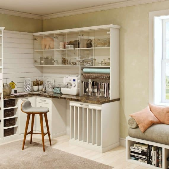 Home Office Cabinets, Home Office Organization Systems