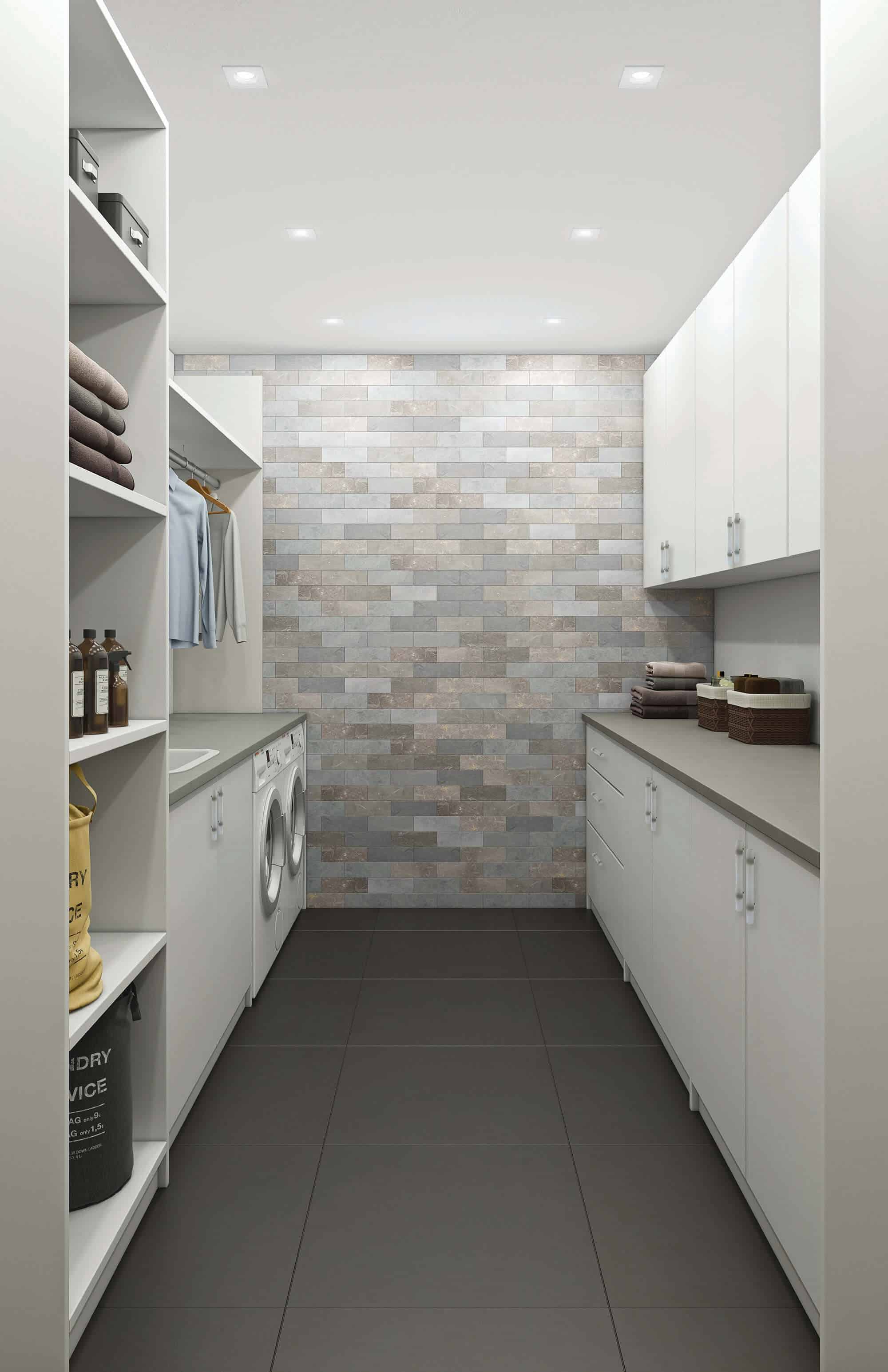 Stock Room Design: Laundry Closets, Laundry Room Cabinets And Storage Solutions